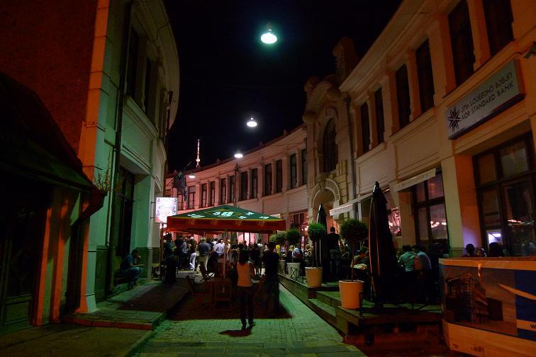 Episodio 15 el taxista de tiblisi el ultimo bazar for Bazar la iberica