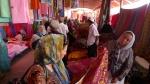 Mercado dominical de Kashgar