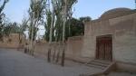 Kashgar, proximidades del mausoleo de Aba Koya