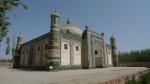 Kashgar. Mausoleo de Aba Koya