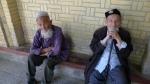 Uigures en Kucha