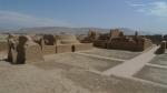 Ruinas de Gaochang. Ciudad del siglo IV abandonada en la depresión de Turfan.