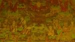 Murales de las cuevas budistas de Mogao. Dunhuang.