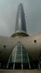 Torre de mas de 400 m en Guangzhou (Cantón)