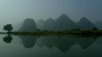La región karstica, cerca de Yanshuo