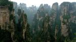Wullingyuan. Bosque de pinaculos.