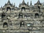 Borobudur, gran pagoda