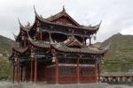 Torre de vigilancia en Songpan