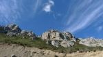 Rocas y cielo