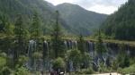 Cascada en Juizhagou