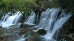 Salto de agua en Juizhagou