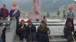 Tibetanos en Songpan