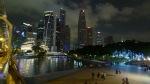 Downtown Singapur
