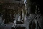 Prambanam interior de un templo