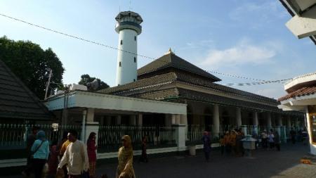 Surabaya, gran mezquita