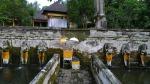 El templo-cueva dde Goa Rayah en Ubud