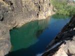 Salto de agua en Kakadu