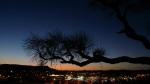 El ocaso sobre Alice Springs
