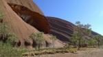 La boca de Uluru