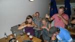 Rock Tour party n tequila, Jake es el de la gorra