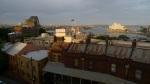 Vista desde la azotea del hostel