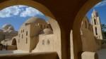 Monasterio copto de Wadi Natrun